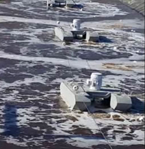 Surface Aeration - Waste Water Treatment